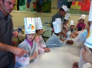 La fête du goût à l'école de Tordères dans A retenir les-petits-cuisiniers-en-action-300x224