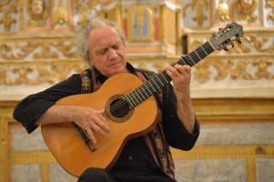 La passion flamenca selon Pedro Soler dans Eglise dsc_1945-300x200