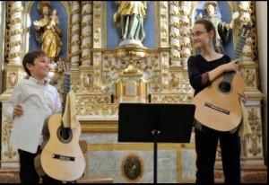 Récital de guitare classique à l'église dans Eglise tim-300x206