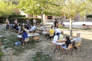 Toujours plus de participants et de soleil au tournoi d'échecs de Tordères! dans Fêtes et animations echecs-300x199