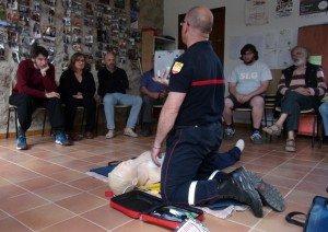 Formation aux premiers secours cardiaques
