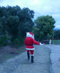 Père Noël Tordères